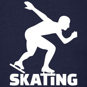 Skating T-Shirts - Men's T-Shirt