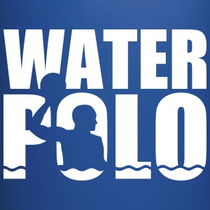 Water polo Mugs & Drinkware - Full Color Mug