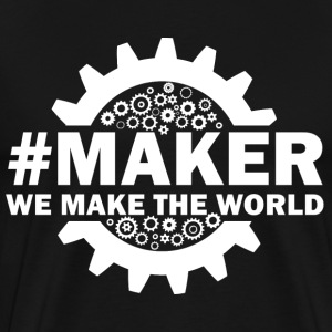 MAKER T SHIRT - Men's Premium T-Shirt