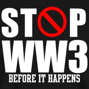WW3 T-Shirts - Men's Premium T-Shirt