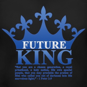 Future King Women's T-Shirts - Women's Maternity T-Shirt