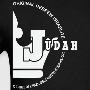 ONE in Tribe of Judah T T-Shirts - Men's T-Shirt