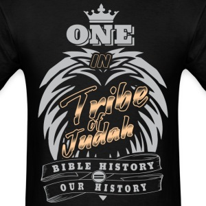 ONE In Tribe of Judah T-Shirts - Men's T-Shirt