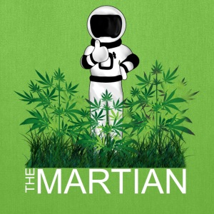 Martian Grow Bags & backpacks - Tote Bag