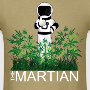 Martian Grow T-Shirts - Men's T-Shirt