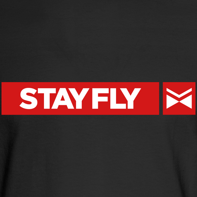 Stay Fly 2 Color LONG sleeve