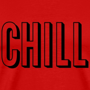chill T-Shirts - Men's Premium T-Shirt