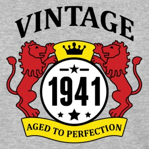 Vintage 1941 Aged to Perfection T-Shirts - Baseball T-Shirt