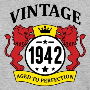 Vintage 1942 Aged to Perfection T-Shirts - Baseball T-Shirt