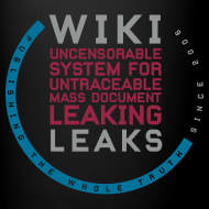 Design ~ WikiLeaks Supporter (incl $25.50 donation)