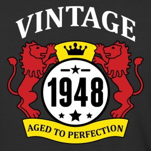 Vintage 1948 Aged to Perfection T-Shirts - Baseball T-Shirt