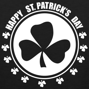 Happy st.patricks days Tank Tops - Men's Premium Tank