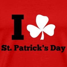 J'AI ST AMOUR. PATRICK DAY T-shirts