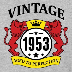 Vintage 1953 Aged to Perfection T-Shirts - Baseball T-Shirt