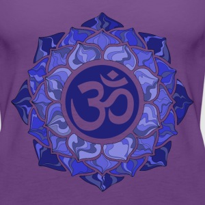 Om Lotus Tanks - Women's Premium Tank Top