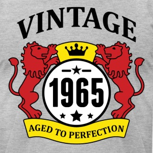 Vintage 1965 Aged to Perfection T-Shirts - Men's T-Shirt by American Apparel
