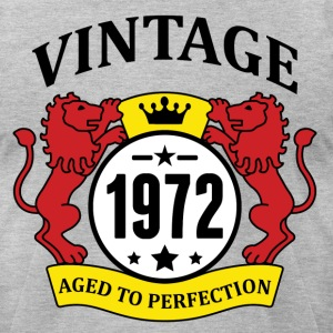 Vintage 1972 Aged to Perfection T-Shirts - Men's T-Shirt by American Apparel