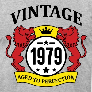Vintage 1979 Aged to Perfection T-Shirts - Men's T-Shirt by American Apparel