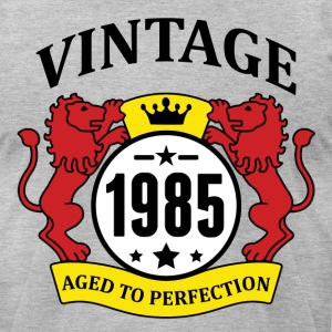 Vintage 1985 Aged to Perfection T-Shirts - Men's T-Shirt by American Apparel