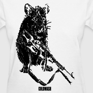 RAT LA RESISTANCE - Women's T-Shirt