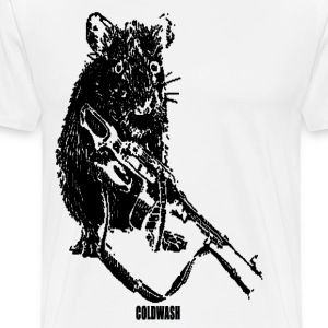 RAT LA RESISTANCE - Men's Premium T-Shirt