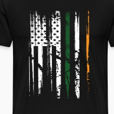IRISH POLICE ST. PATRICK'S DAY T-Shirts