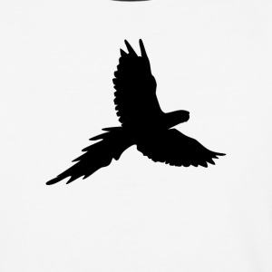 Current Parrot Logo - Baseball T-Shirt