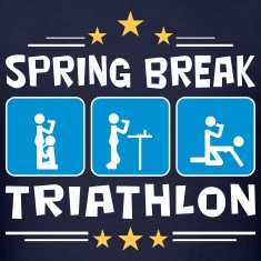 spring break triathlon T-Shirts