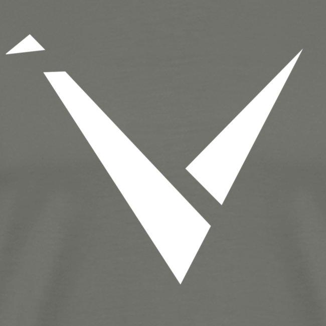 Vexento Shirt (Mens T-Shirt) [Asphalt]
