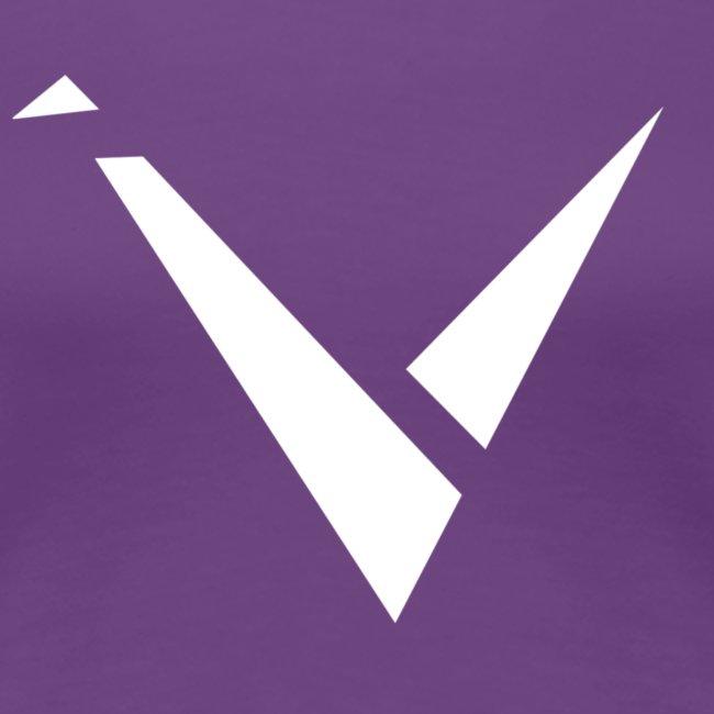 Vexento Shirt (Womens T-Shirt) [Purple]