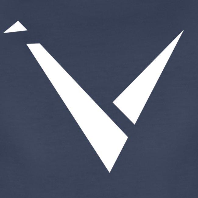 Vexento Shirt (Womens T-Shirt) [Navy]