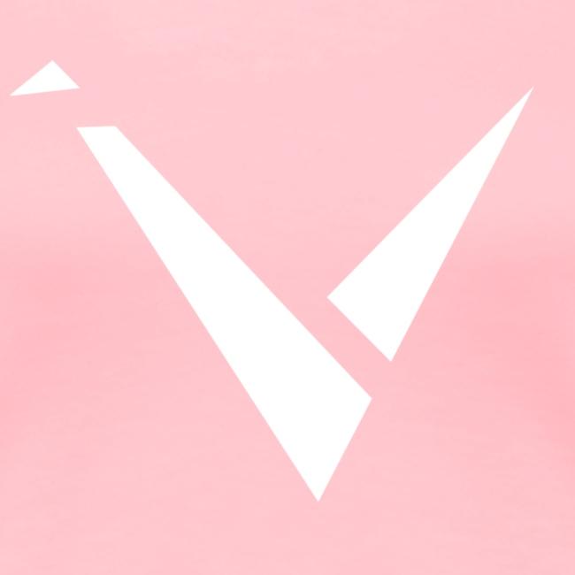 Vexento Shirt (Womens T-Shirt) [Pink]