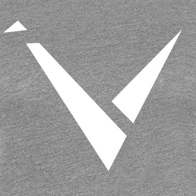 Vexento Shirt (Womens T-Shirt) [Grey]