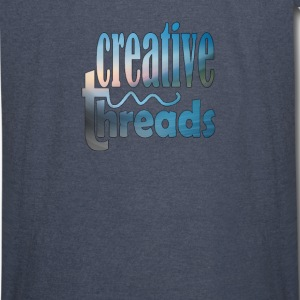 CreativeThreads-waves T-Shirts - Vintage Sport T-Shirt
