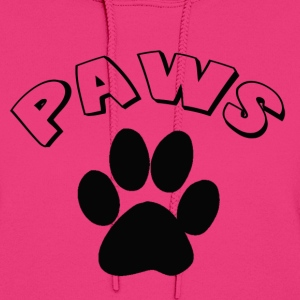 PAWS - Women's Hoodie