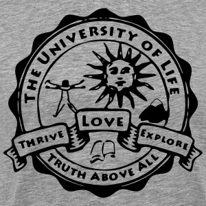University of Life  - Men's Premium T-Shirt