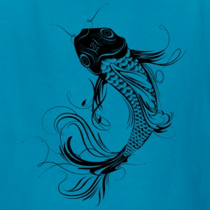 fanciful Koi Kids' Shirts - Kids' T-Shirt