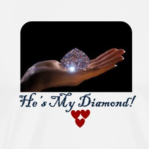 My Diamond Honey - Men's Premium T-Shirt