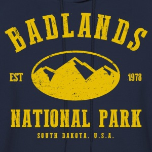 Badlands National Park Hoodies - Men's Hoodie