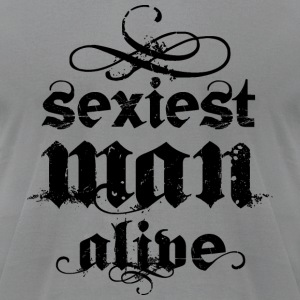Sexiest Man Alive T-Shirts - Men's T-Shirt by American Apparel