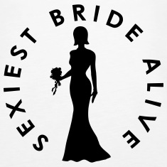 Sexiest Bride Alive 1 Tanks