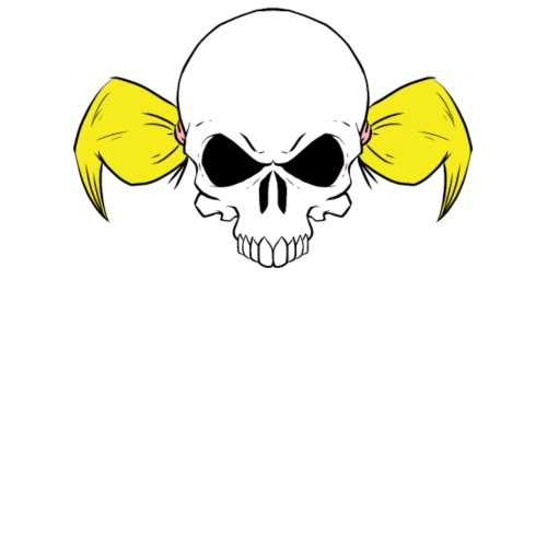 Pigtail Skull