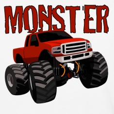 MONSTER T-Shirts