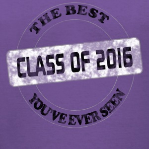 Class 2016 Best Women's V-Neck T-Shirts - Women's V-Neck T-Shirt