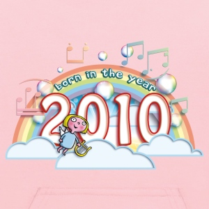 born_in_the_year_2010_c Sweatshirts - Kids' Hoodie