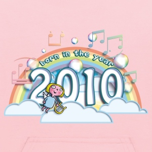 born_in_the_year_2010_a Sweatshirts - Kids' Hoodie