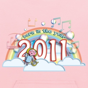 born_in_the_year_2011_c Sweatshirts - Kids' Hoodie