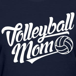 Volleball Mom Women's T-Shirts - Women's T-Shirt