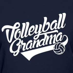 Volleyball Grandma Women's T-Shirts - Women's T-Shirt