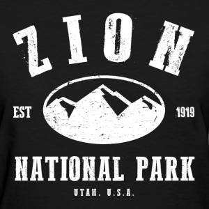 Zion National Park Women's T-Shirts - Women's T-Shirt